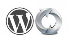 wordpress theme change