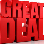 Great deals and making money